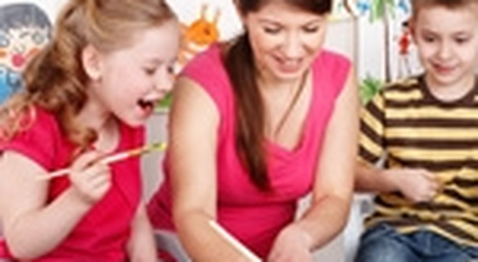 Детский сад идет детям напользу