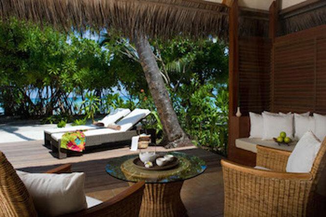 Идеальный отель длярайского отдыха наМальдивах