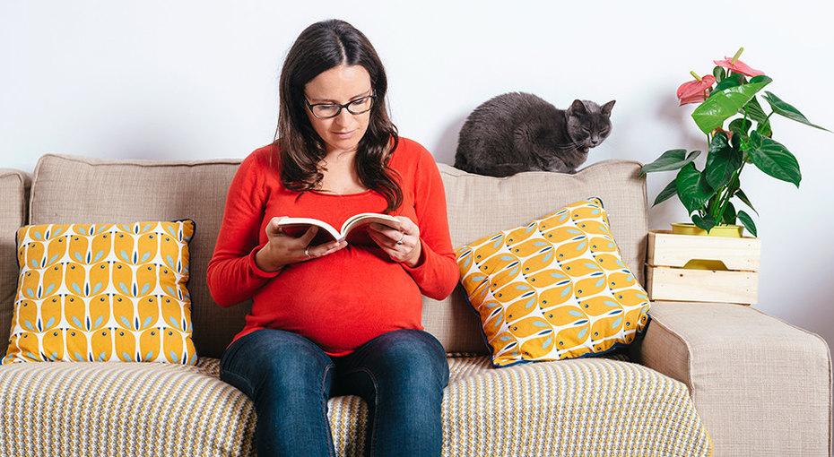 Не смотри на красное, срочно выбрось кошку: Советы, которыми замучивают беременных