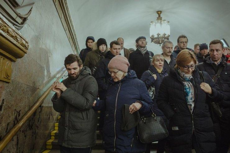 Переход наКольцевой Фото: Денис Синяков дляТД