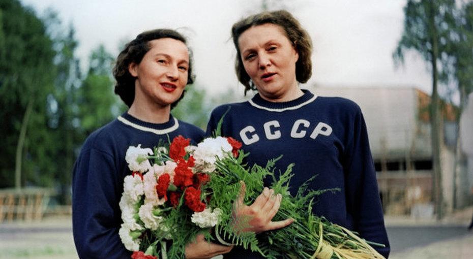 Нина иМария: как две олимпийские чемпионки звание первой отСССР делили