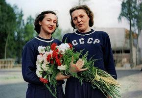 Нина и Мария: как две олимпийские чемпионки  делили звание первой звезды СССР