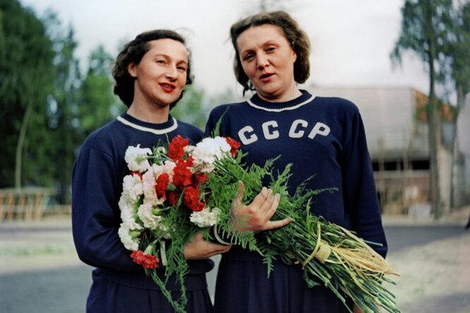 Нина иМария: как две олимпийские чемпионки  делили звание первой звезды СССР