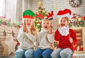 3 способа занять детей на празднике