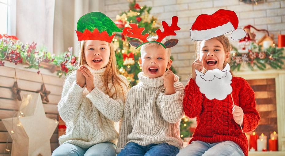 3 способа занять детей напразднике