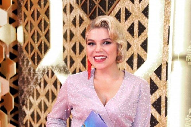 Телеведущая Липа Тетерич впервые показала лицо младшего сына