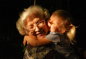 Ребенку не позволяют увидеть бабушку. Что делать?