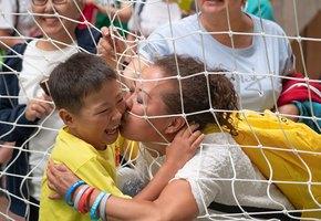 В X Всемирных играх победителей приняли участие 500 детей из 15 стран