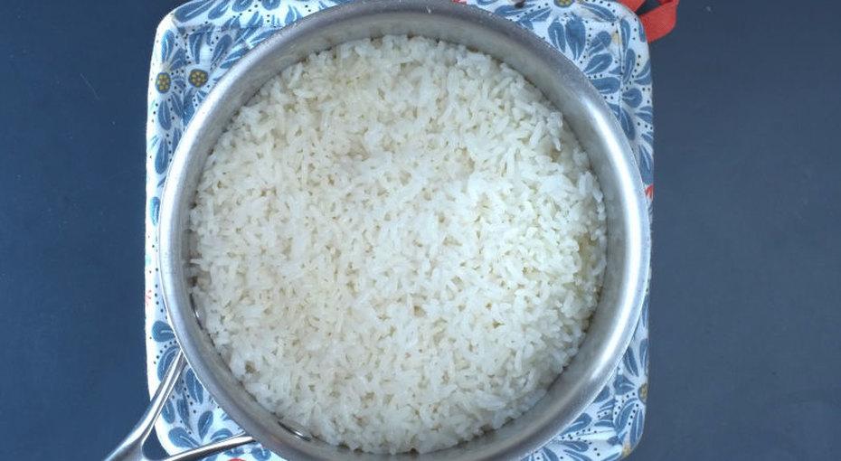 Как приготовить идеальный рис: простой лайфхак