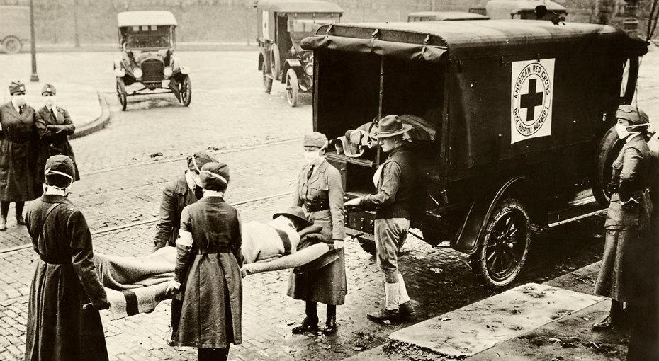 Как грипп «испанка» напугал всю планету икак его пережили вСоветской России