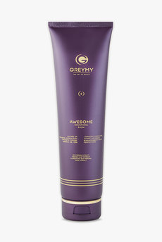 Несмываемый бальзам дляразглаживания вьющихся волос Awesome Smoothing Balm, Greymy