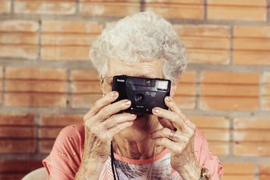 Бабушка-следователь или бабушка-трендсеттер: какая бабушка увас?