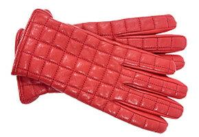 Стеганые перчатки