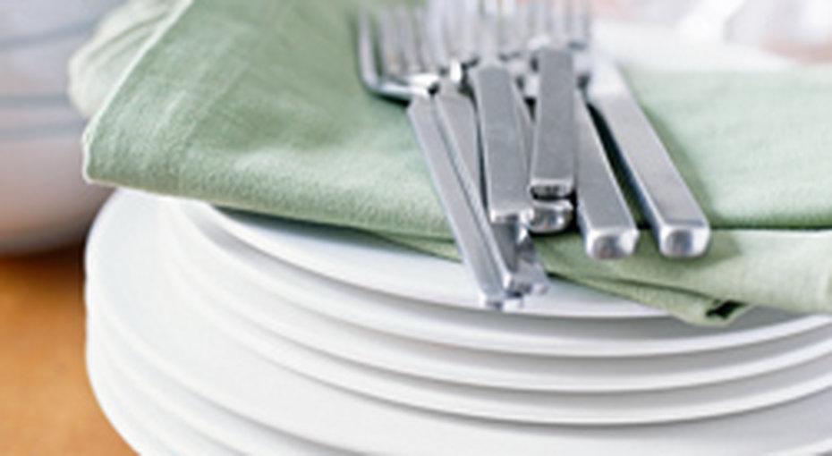 Как мыть ихранить посуду