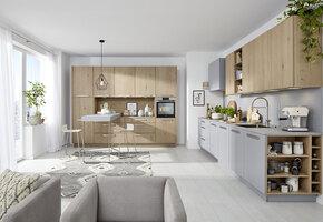 Как выбрать ультрасовременный кухонный фасад и не переплатить
