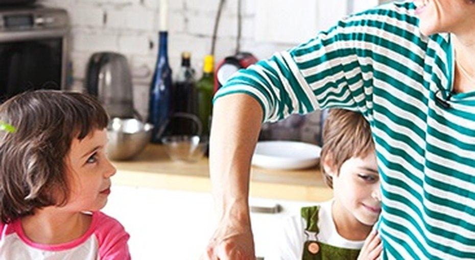 5 способов «подружить» ребенка седой