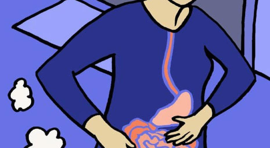 7 видов кишечных газов, прикоторых нужно срочно  идти кврачу
