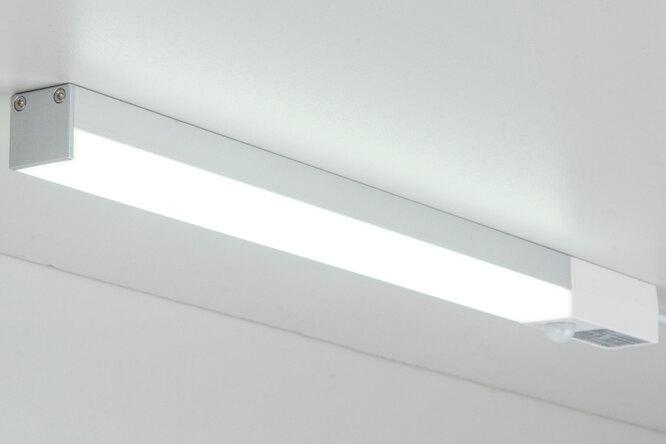 Лампы с датчиком движения