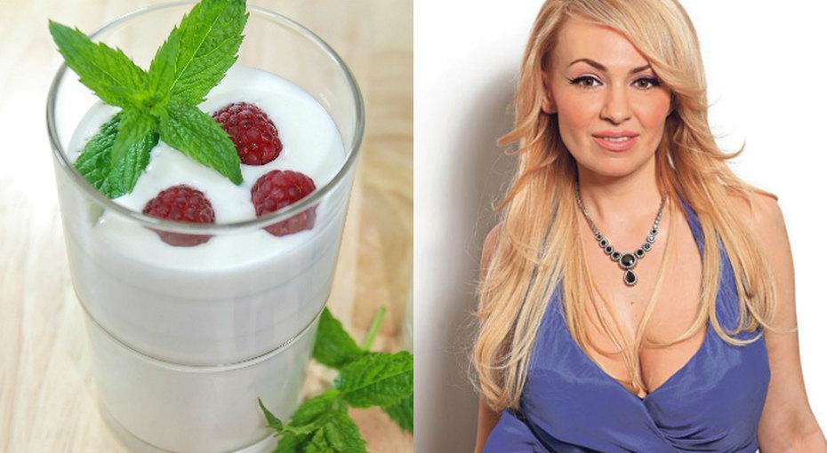 Кефирная диета Яны Рудковской