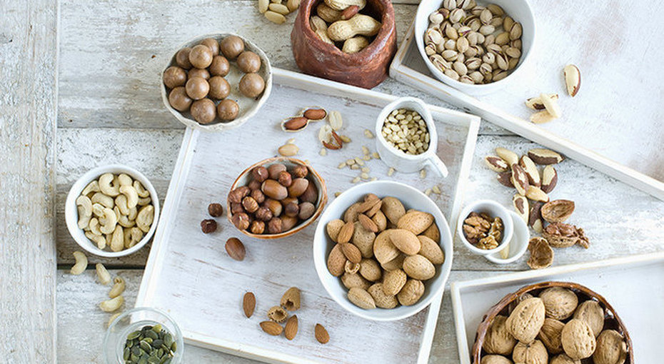 Орехи во время диеты - польза или вред?
