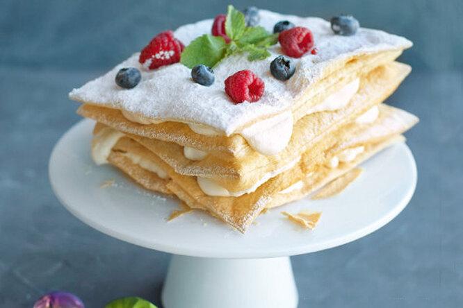 Ваш лучший Наполеон: три простых рецепта тортов к8 Марта