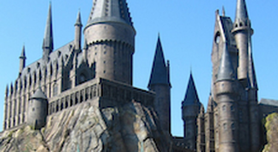 Добро пожаловать в«Волшебный мир Гарри Поттера»