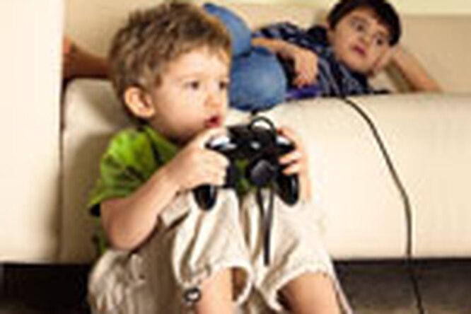 Мой ребенок — геймер