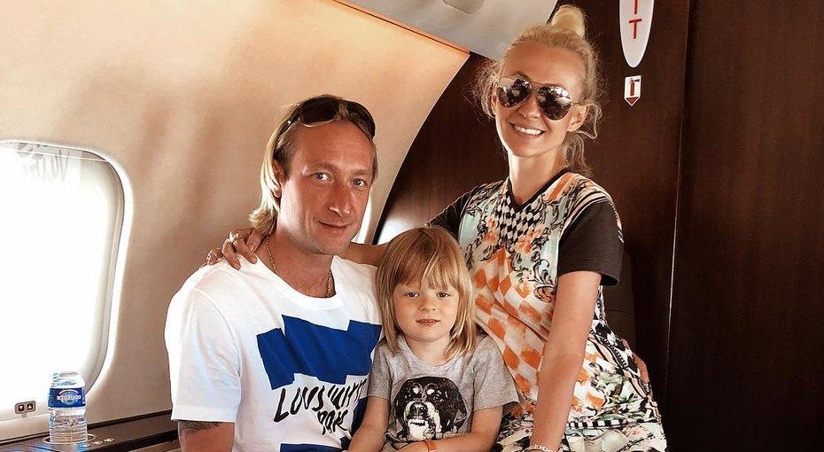 Пятилетний Саша Плющенко просил умамы прощения завторое место насоревнованиях