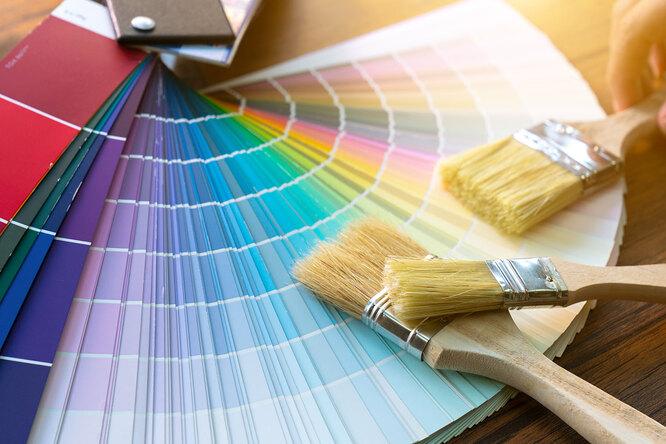 До ипосле: как правильный выбор краски кардинально изменил вид вещей