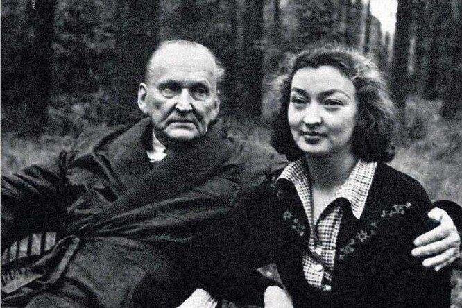 Лидия иАлександр Вертинские: запретная любовь навсю жизнь