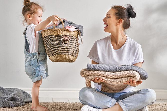 «Как мы помогли маме выбрать новую стиральную машину иустроили ей тест-драйв»