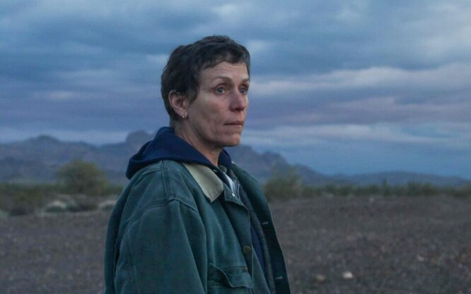 Кадр из фильма «Земля кочевников»