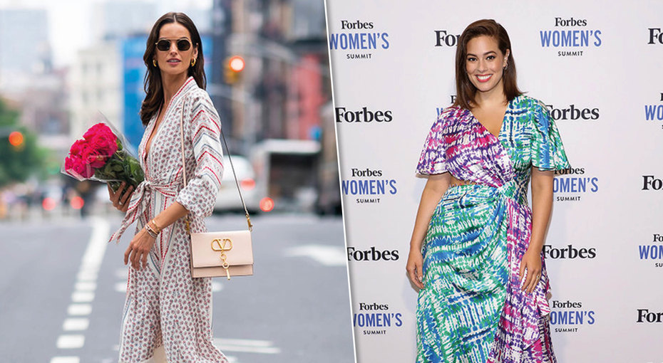 6 моделей платьев дляжаркого лета