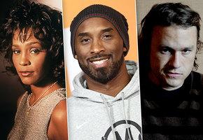 Робин Уильямс, Принц, Уитни Хьюстон и еще 7 звезд, внезапно ушедших из жизни