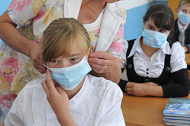 Свиной грипп атакует