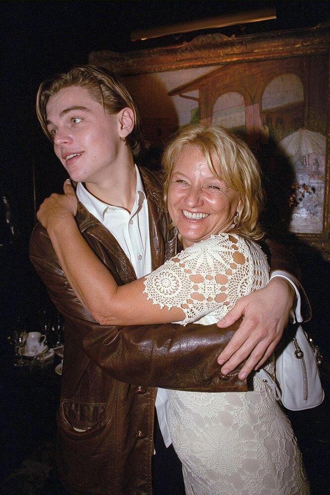 1995 Вечеринка после премьеры «Полного затмения»