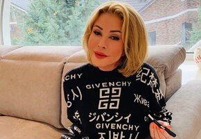 «Пишете гадости больному человеку»: единственная дочь Любови Успенской выложила детские фото и ответила на оскорбления в Сети