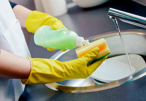Губки, тряпки и ершики для унитаза: помыть или выбросить?