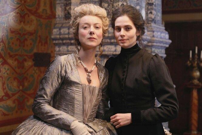 Сериал «Кровавая барыня»: кого насамом деле играет Екатерина Копанова?