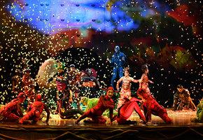 Cirque du Soleil впервые покажет шоу для детей