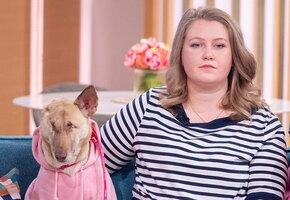 В собаку выпустили 70 пуль. Но она выжила и получила жизнь, которую заслужила