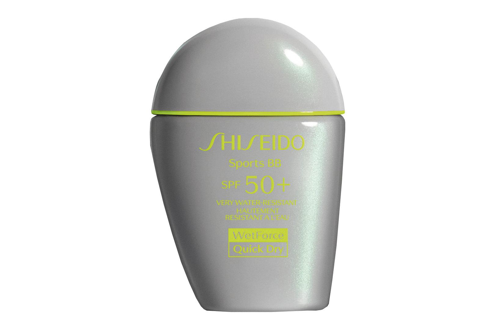 Тональный BB-крем Sports SPF 50+, Shiseido