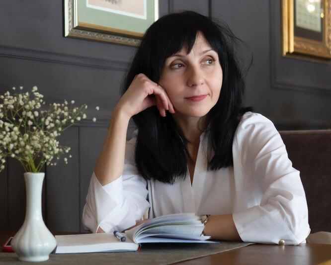 Ирина Холкина