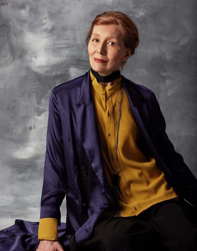 Красивый возраст: Ольга Вечтомова, 63 года