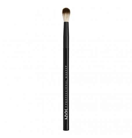 Профессиональная кисть для макияжа глаз. Pro brush - blending 16, NYX Proffesional Makeup, 900 руб