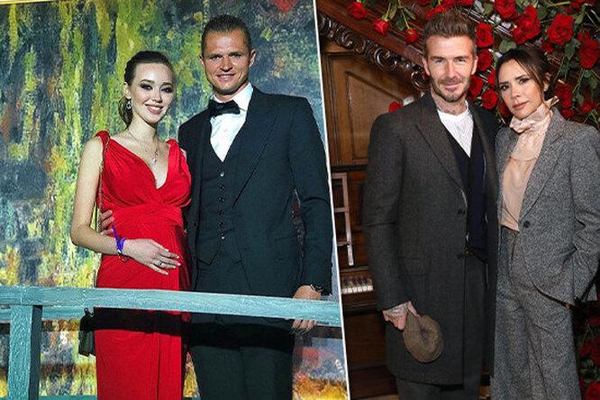 Шакира, Костенко идругие красавицы, которые стали женами футболистов