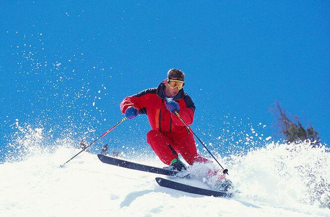 Горные лыжи. Ожидания