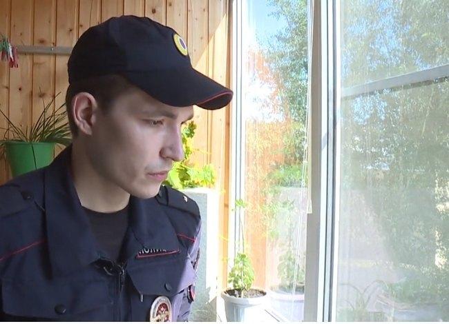 Лейтенант Василий Мартынов