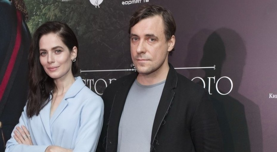 Евгений Цыганов вышел всвет сшестью детьми иЮлией Снигирь