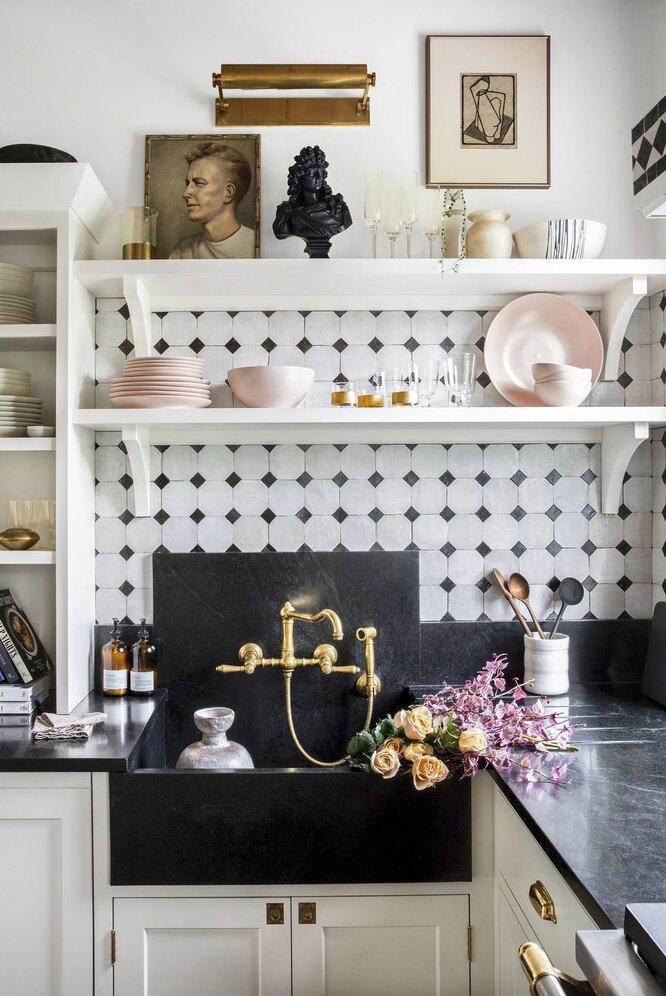 Коллекции картин на кухне